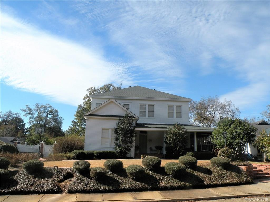 501 Fort Avenue, Minden, LA 71055 - Minden, LA real estate listing
