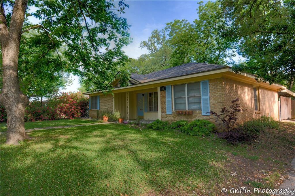 343 Bellmead Street, Shreveport, LA 71105 - Shreveport, LA real estate listing