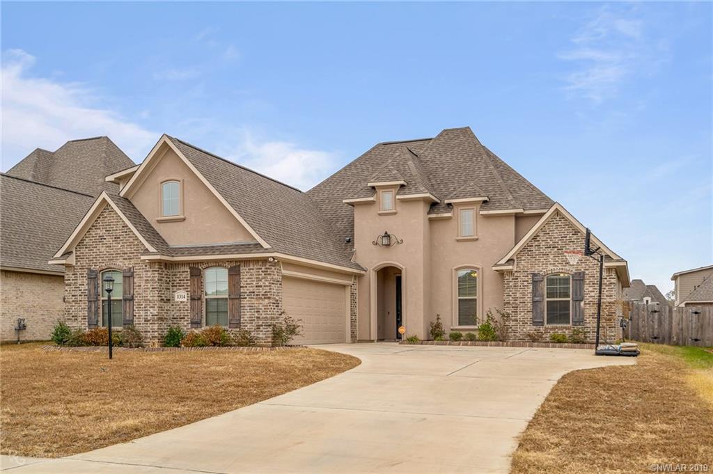 1314 Candle Wood Boulevard, Haughton, LA 71037 - Haughton, LA real estate listing