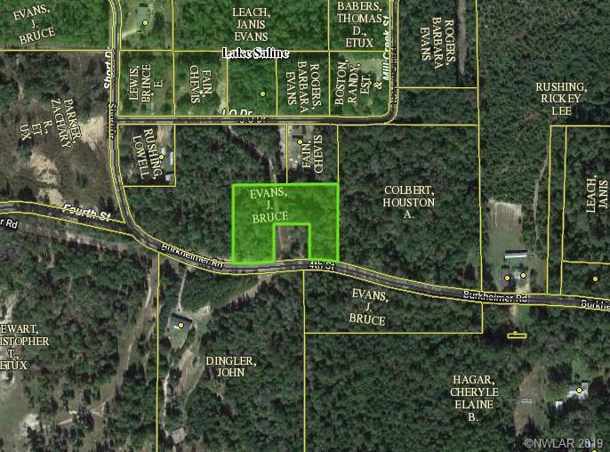 0 Burkheimer Road, Saline, LA 71070 - Saline, LA real estate listing