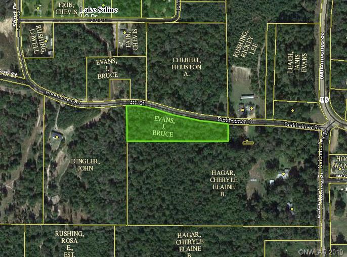 1 Burkheimer Road, Saline, LA 71070 - Saline, LA real estate listing