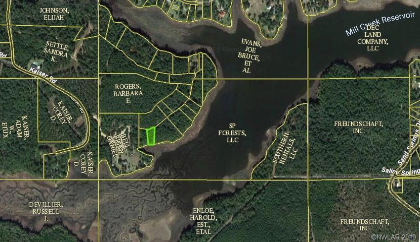 0 Lot #48, Saline, LA 71070 - Saline, LA real estate listing