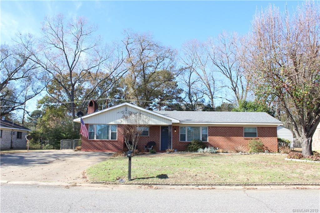 707 Cline Street, Minden, LA 71055 - Minden, LA real estate listing