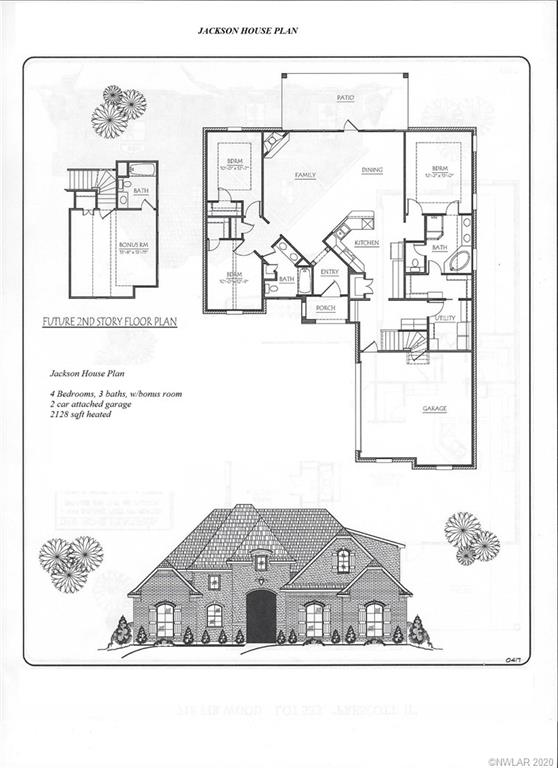 715 Stag Trail #20, Haughton, LA 71037 - Haughton, LA real estate listing