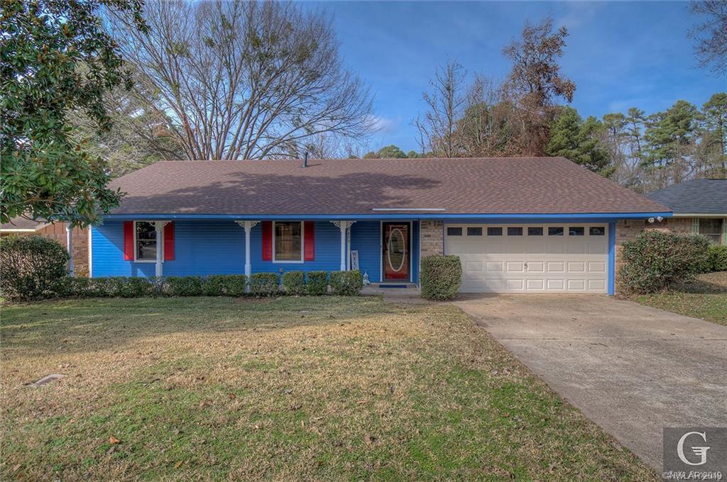 8429 Edgewood Drive, Haughton, LA 71037 - Haughton, LA real estate listing