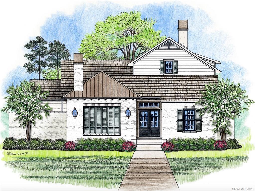 1911 Copper Lily Lane, Shreveport, LA 71106 - Shreveport, LA real estate listing