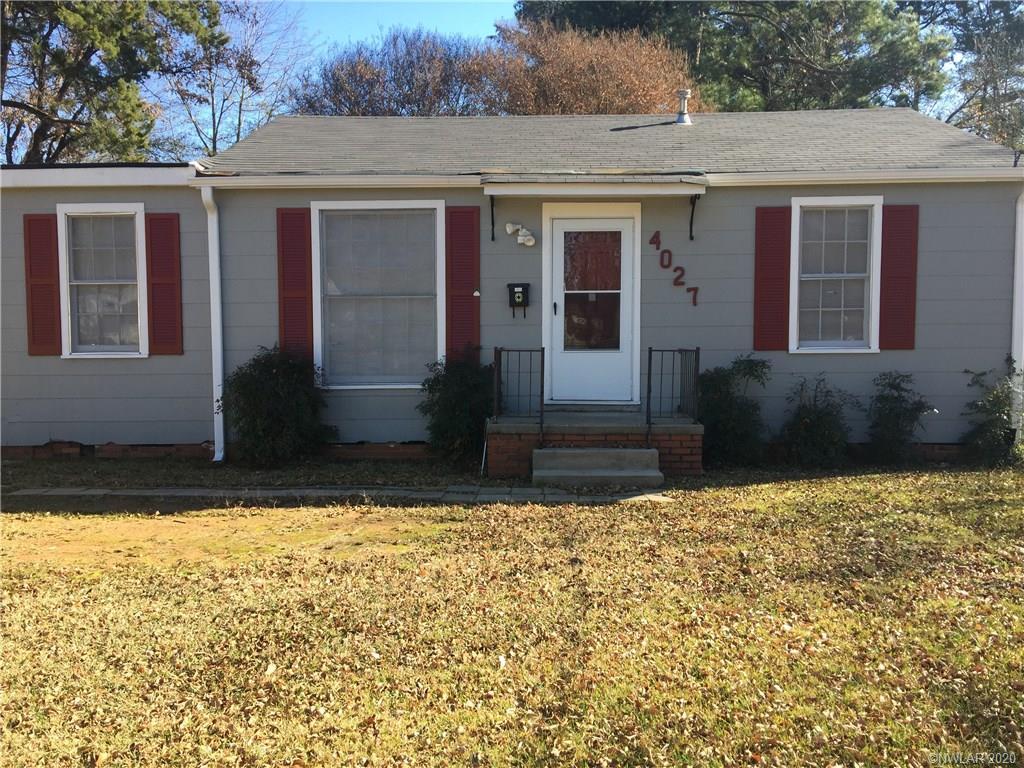 4027 Ridgemoor Avenue, Shreveport, LA 71108 - Shreveport, LA real estate listing
