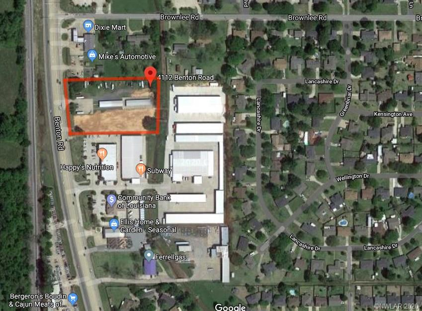 4112 Benton Road, Bossier City, LA 71111 - Bossier City, LA real estate listing