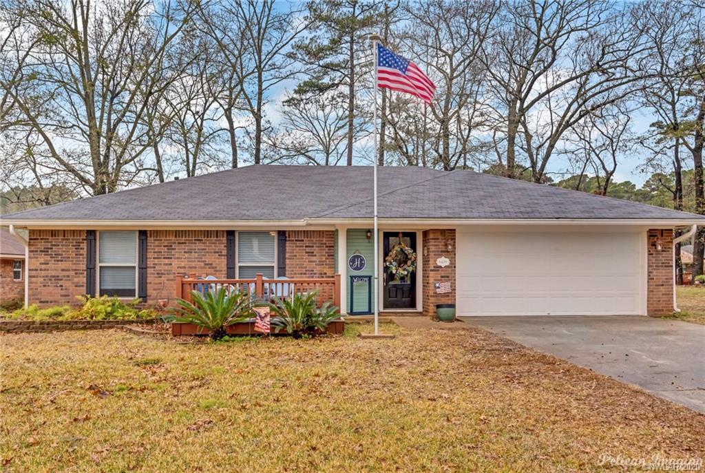 8409 Edgewood Drive, Haughton, LA 71037 - Haughton, LA real estate listing