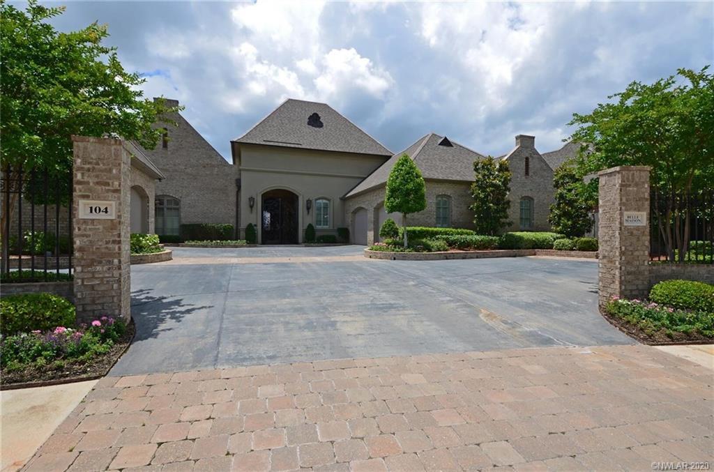104 Belle Maison Court, Bossier City, LA 71111 - Bossier City, LA real estate listing