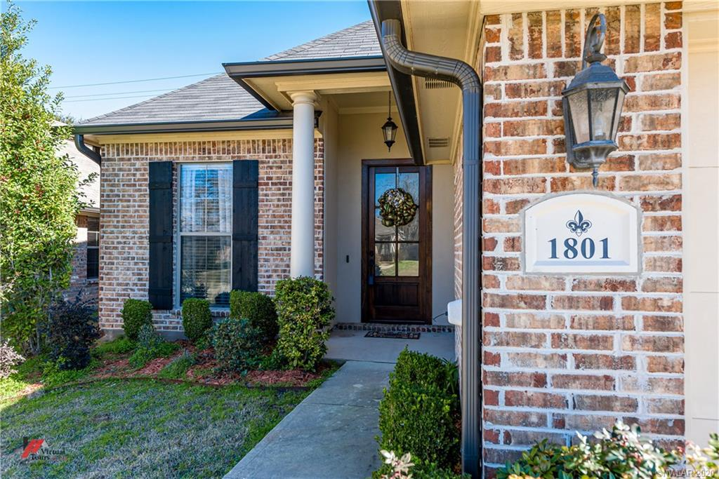 1801 Wild Rose, Bossier City, LA 71112 - Bossier City, LA real estate listing