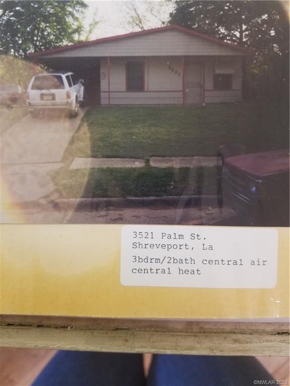 3521 Palm Road, Shreveport, LA 71109 - Shreveport, LA real estate listing