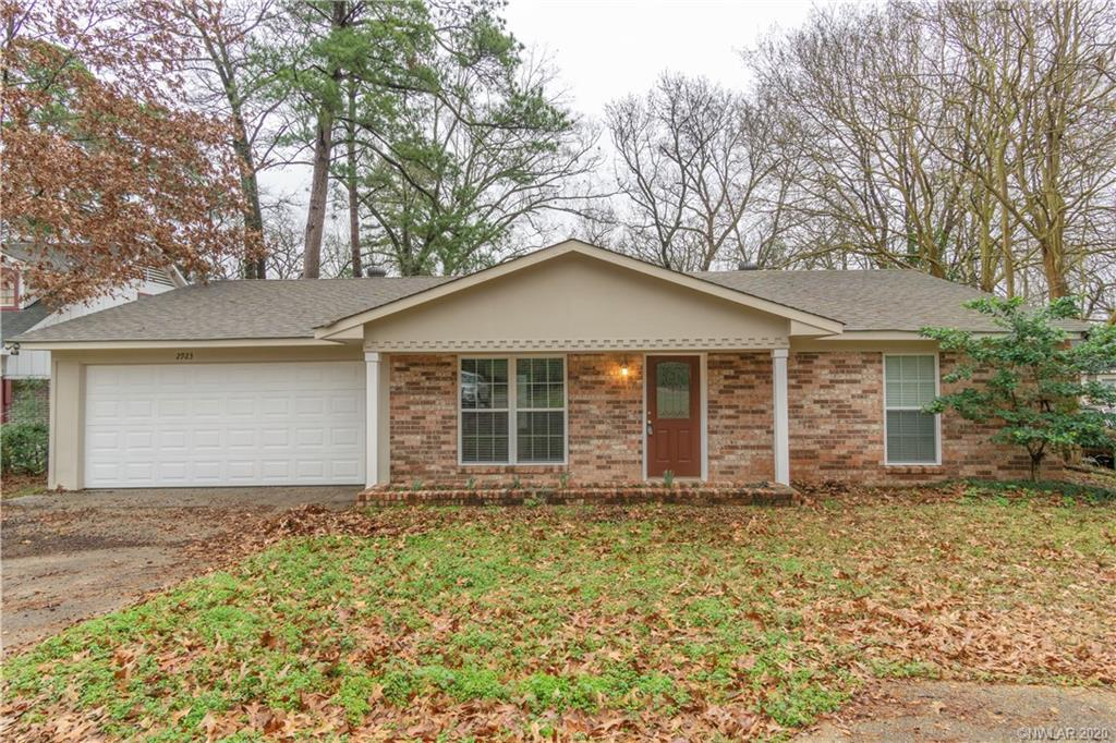 2923 Curtis Lane, Shreveport, LA 71109 - Shreveport, LA real estate listing