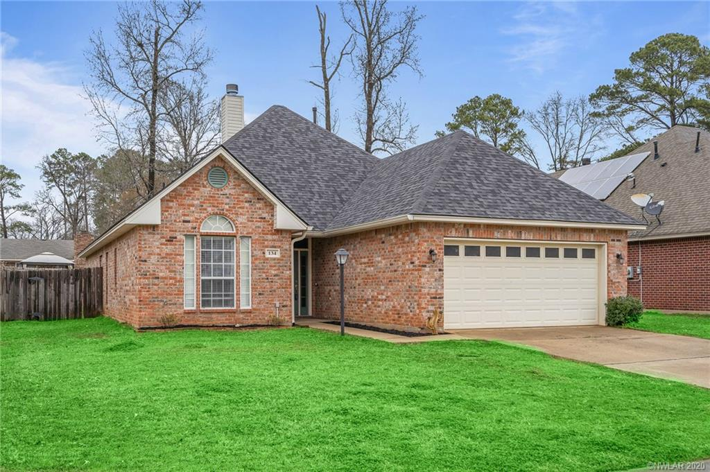 134 Satinwood, Haughton, LA 71037 - Haughton, LA real estate listing
