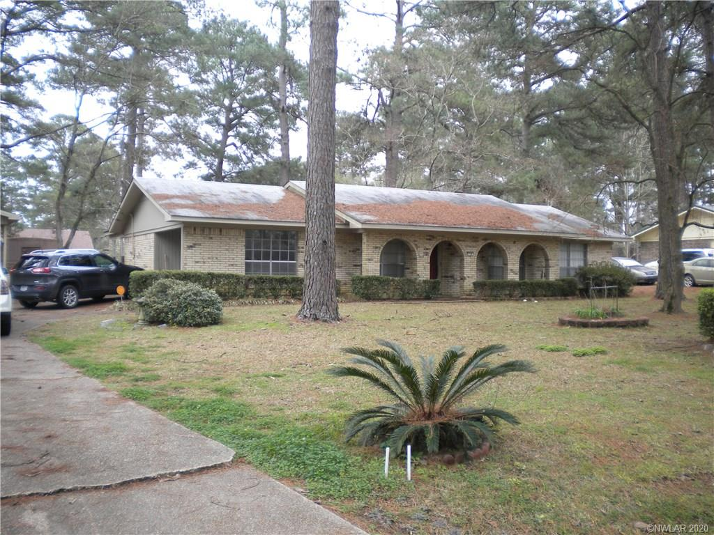 116 Clista Street, Mansfield, LA 71052 - Mansfield, LA real estate listing