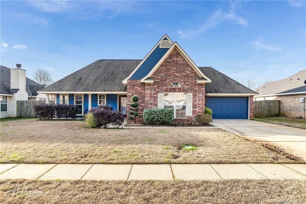 611 Alex Way, Haughton, LA 71037 - Haughton, LA real estate listing
