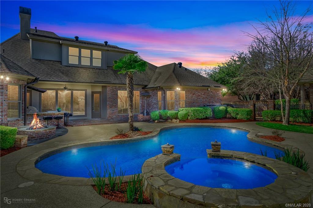 215 Evangeline Walk, Bossier City, LA 71111 - Bossier City, LA real estate listing