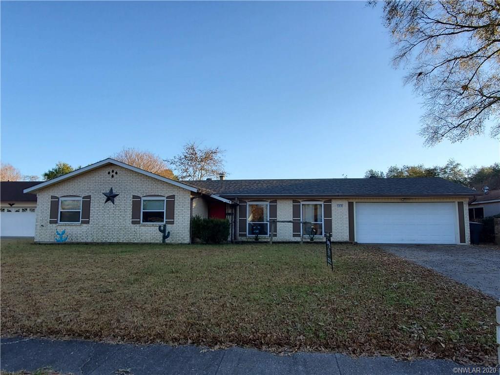1416 Akron Drive, Bossier City, LA 71112 - Bossier City, LA real estate listing