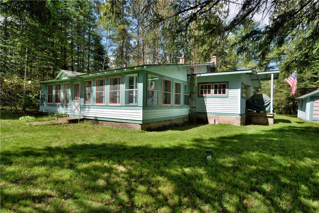 61012 State Hwy 77 Property Photo - Clam Lake, WI real estate listing