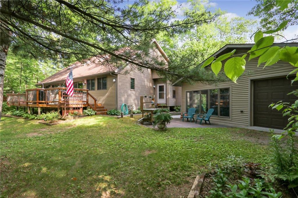 14784 W Camp Lane, Hayward, WI 54843 - Hayward, WI real estate listing