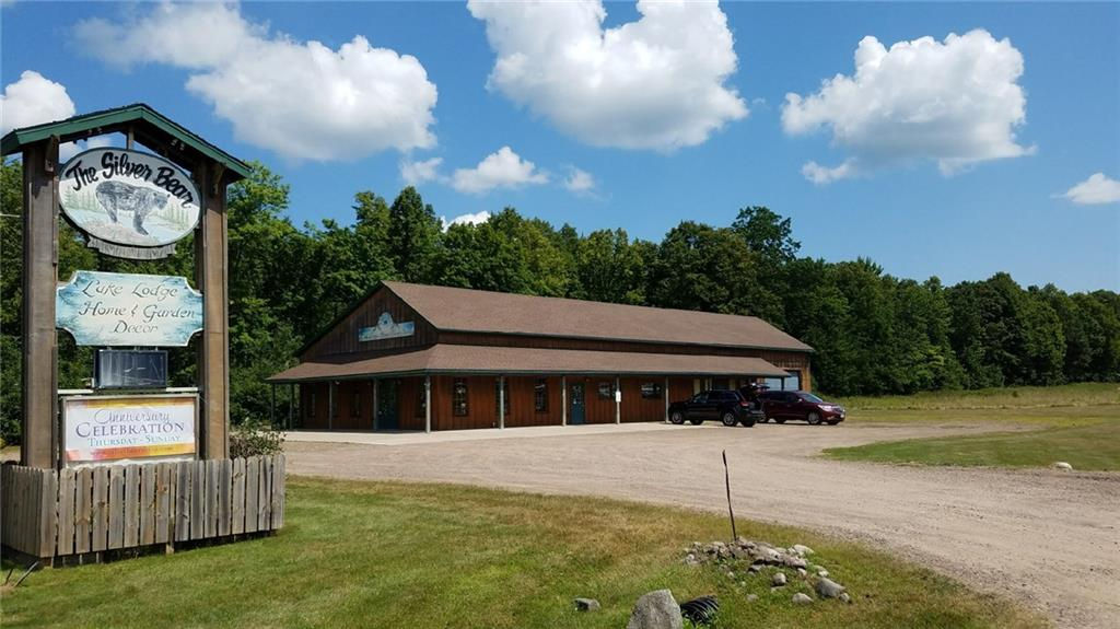 30965 State Highway 27 Property Photo - Holcombe, WI real estate listing