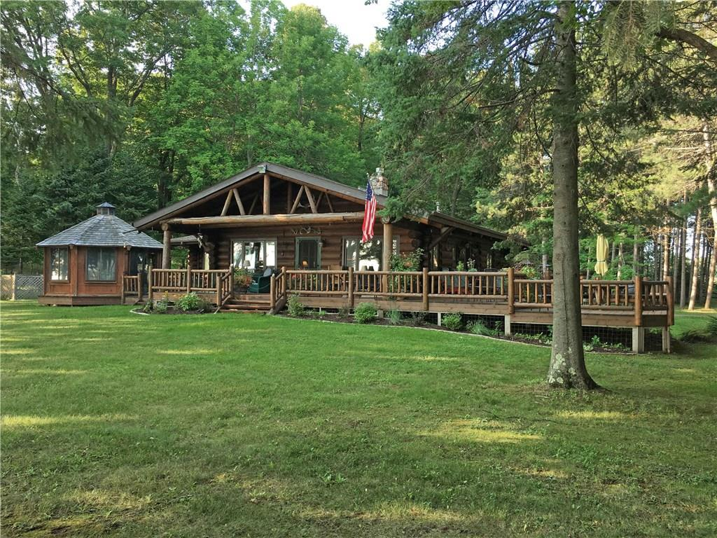 13075N Old Island Trail, Hayward, WI 54843 - Hayward, WI real estate listing
