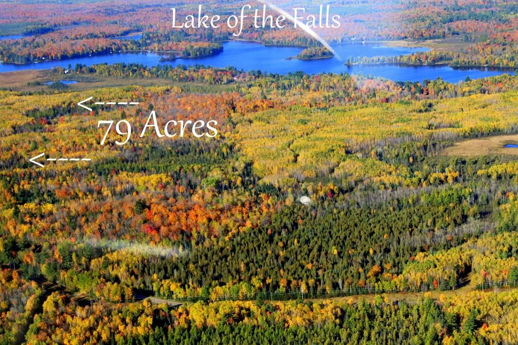 79 acres County FF Road Property Photo - Mercer, WI real estate listing