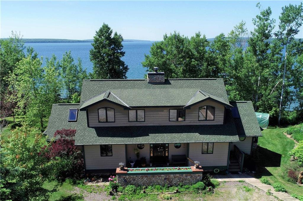2642 North Shore Road Property Photo - La Pointe, WI real estate listing