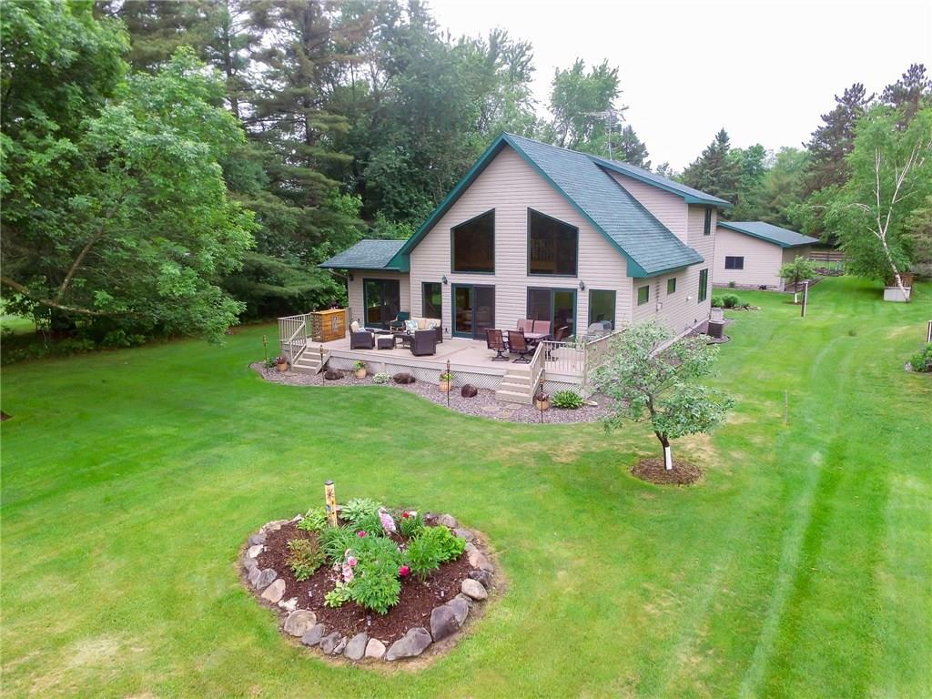 2148 Bone Lake Drive W, Milltown, WI 54858 - Milltown, WI real estate listing