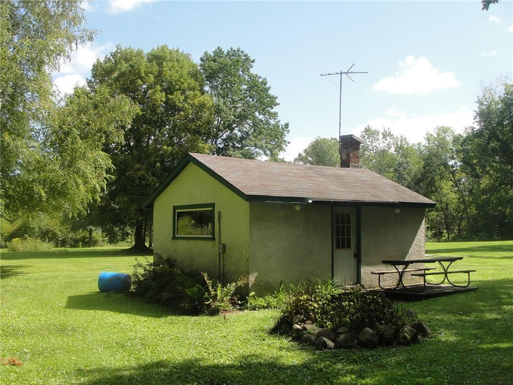 2152 Stock Farm Creek Road Property Photo - Milltown, WI real estate listing