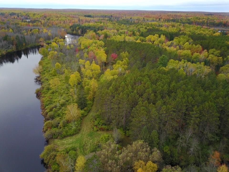 Lot 1 River Road, Ojibwa, WI 54862 - Ojibwa, WI real estate listing