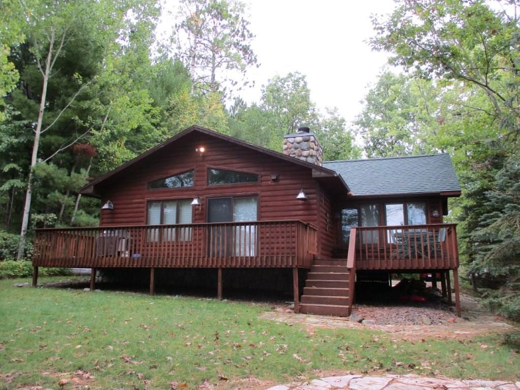 14849 W Sunset Lane, Stone Lake, WI 54876 - Stone Lake, WI real estate listing