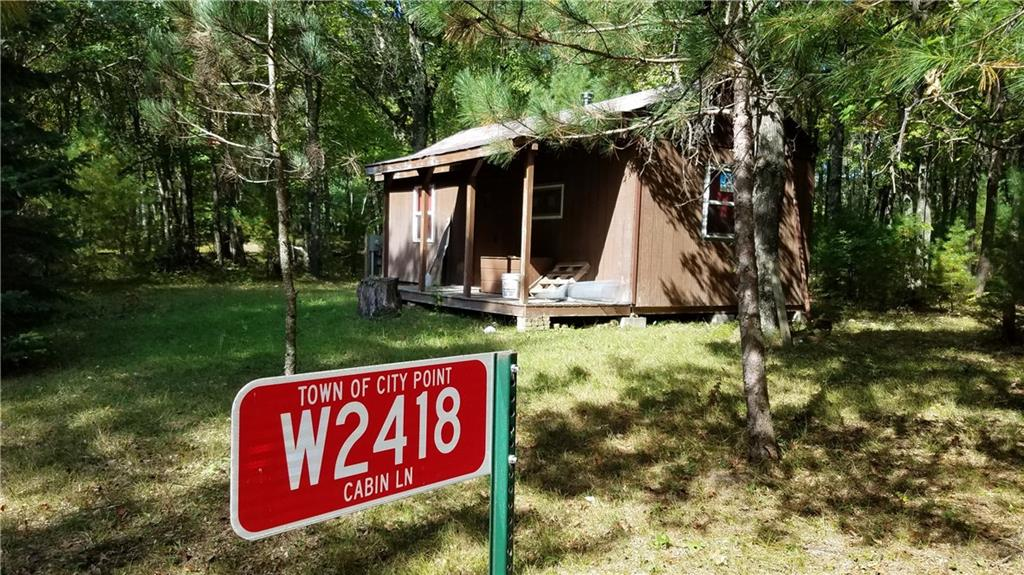 W2418 Cabin Lane, Pittsville, WI 54466 - Pittsville, WI real estate listing