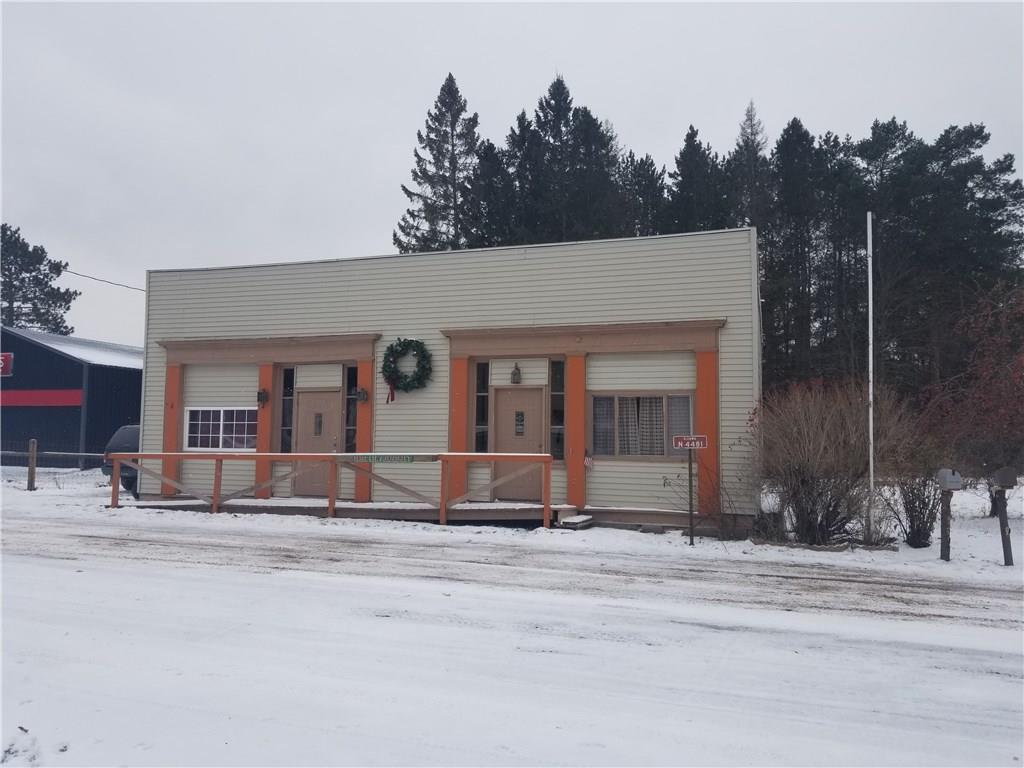 4481N State Hwy 27 #1&2 Property Photo - Ojibwa, WI real estate listing