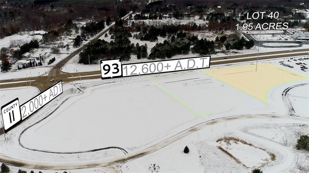 Lot #40 Hwy 93 and Double II, Eau Claire, WI 54701 - Eau Claire, WI real estate listing