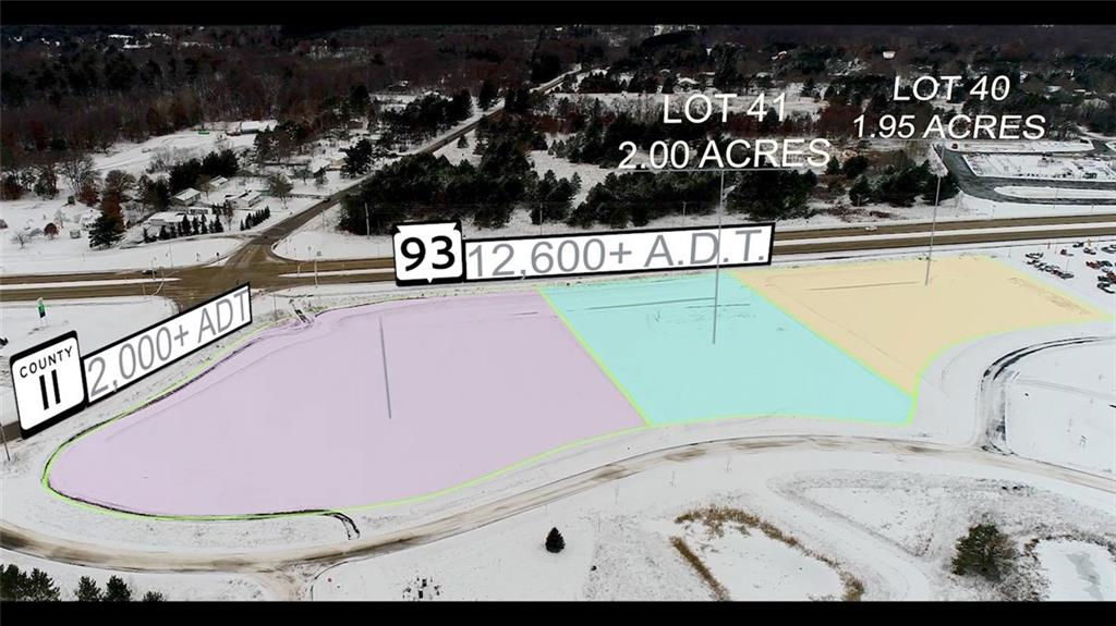Lot #41 Hwy 93 and Double II, Eau Claire, WI 54701 - Eau Claire, WI real estate listing