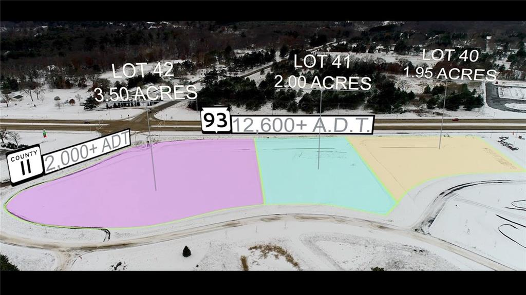 Lot #42 Hwy 93 and Double II, Eau Claire, WI 54701 - Eau Claire, WI real estate listing