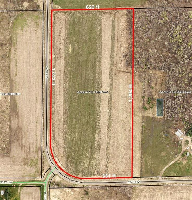 0 Hwy AA, Bloomer, WI 54724 - Bloomer, WI real estate listing