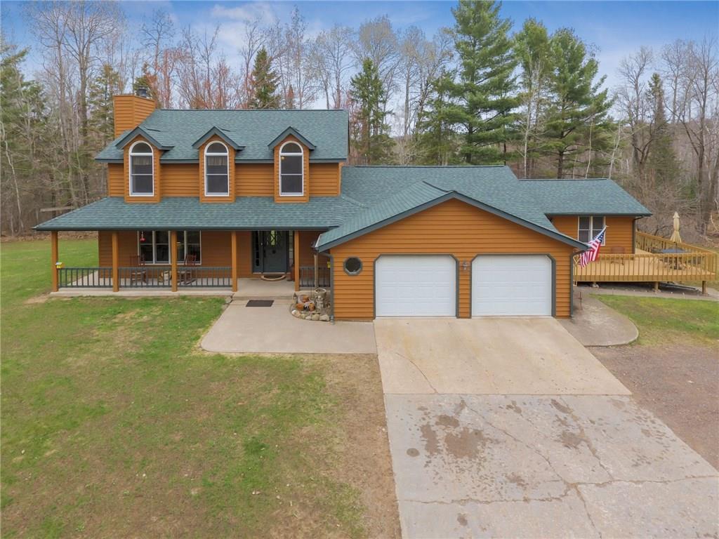 14960 W County Hwy B Property Photo - Hayward, WI real estate listing