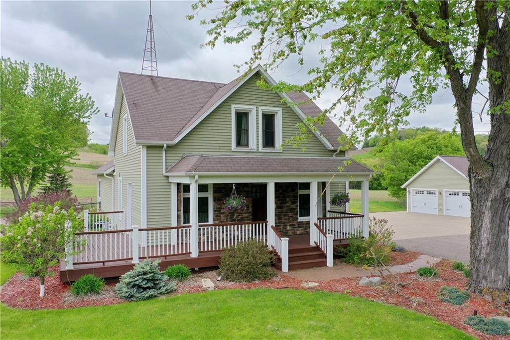 6232 V Schuh Lane, Durand, WI 54736 - Durand, WI real estate listing
