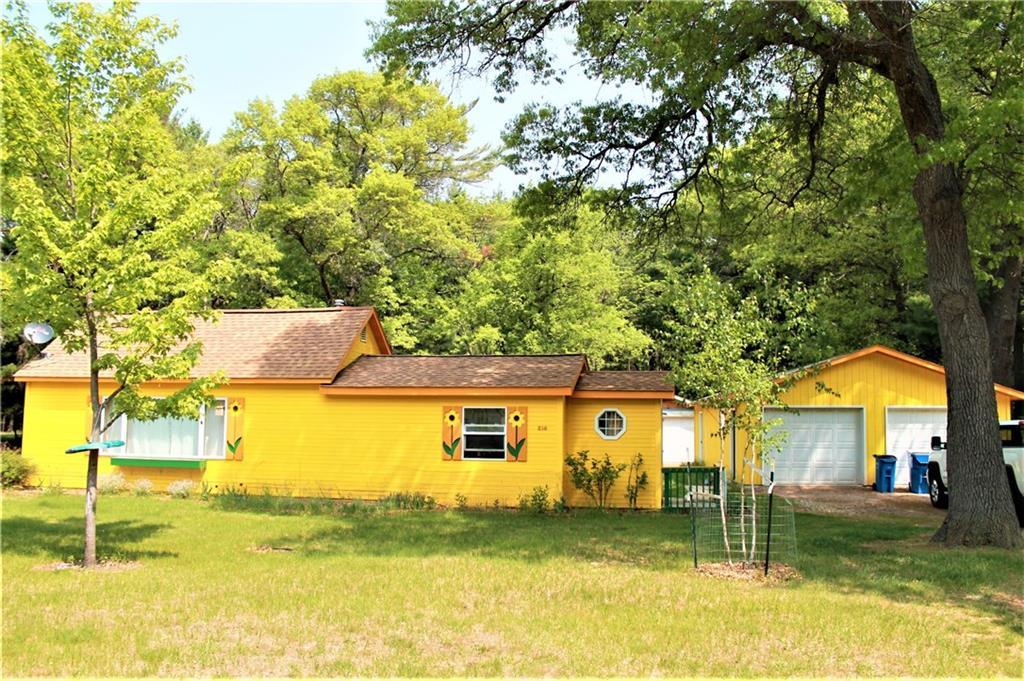 214 E Harmon Avenue, Grantsburg, WI 54840 - Grantsburg, WI real estate listing