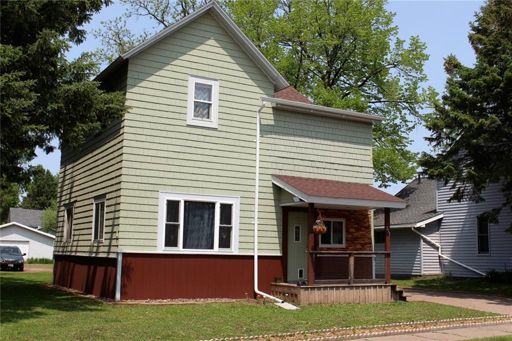 213 3rd Avenue, Shell Lake, WI 54871 - Shell Lake, WI real estate listing