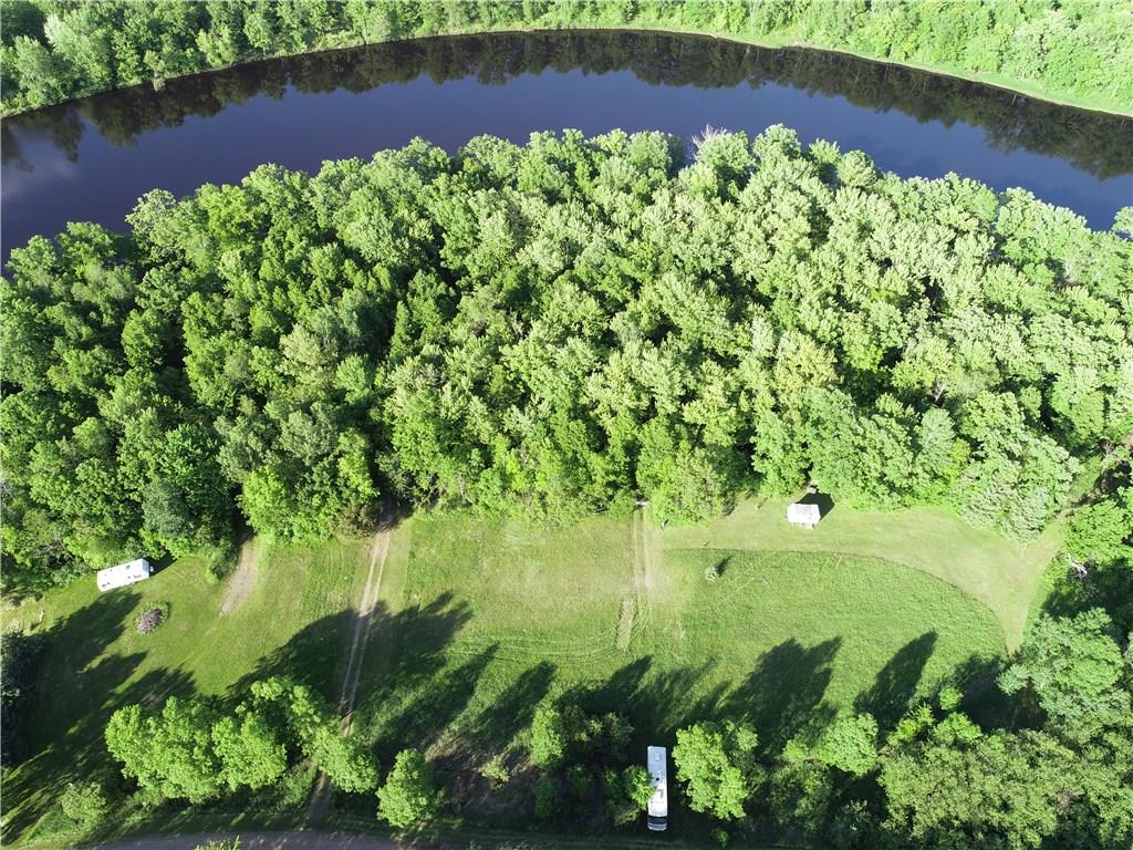 N393 Riverside Drive Property Photo - Holcombe, WI real estate listing