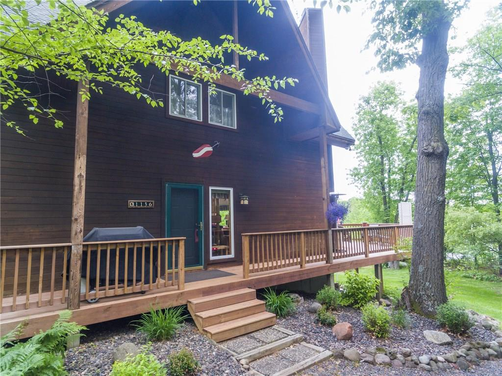 1136 26 1/2 Avenue Property Photo - Cumberland, WI real estate listing