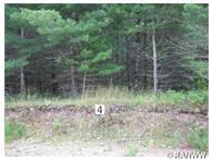 Lot 4 Dylan Lane Property Photo - Cable, WI real estate listing