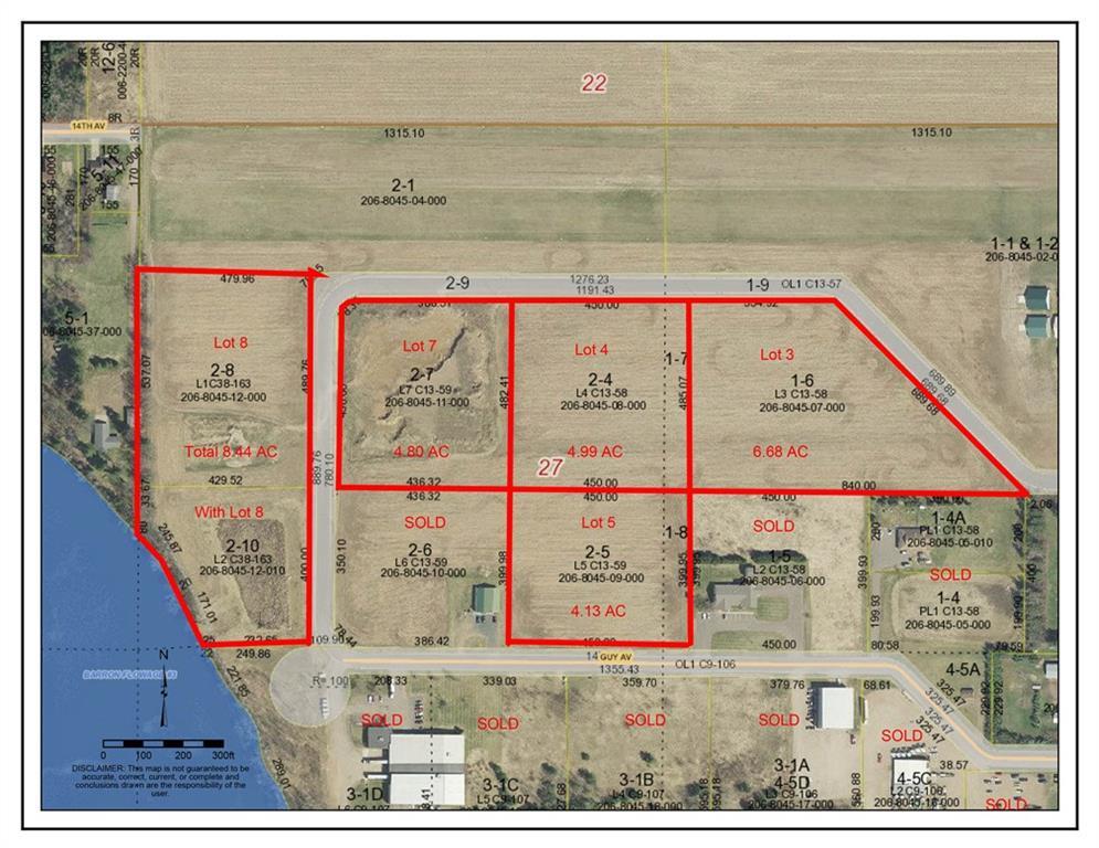 Lot 5 Guy Avenue Property Photo - Barron, WI real estate listing