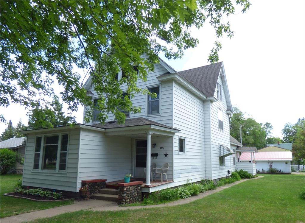 321 Vine Street, Spooner, WI 54801 - Spooner, WI real estate listing