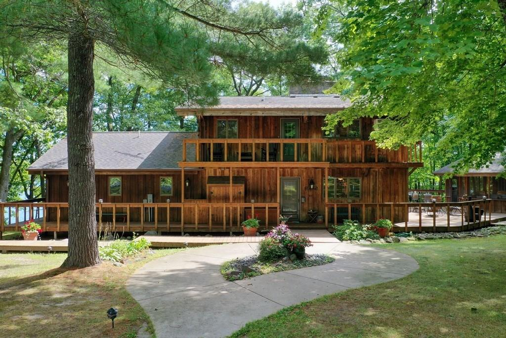 6235 Devils Lake Road, Webster, WI 54893 - Webster, WI real estate listing