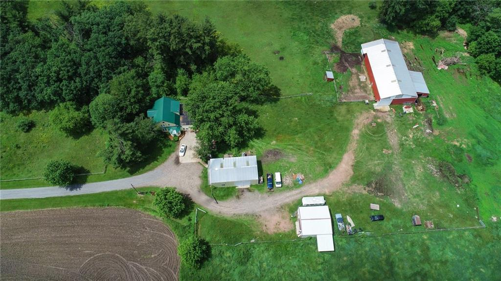 W6050 Sherwood Road Property Photo - Neillsville, WI real estate listing