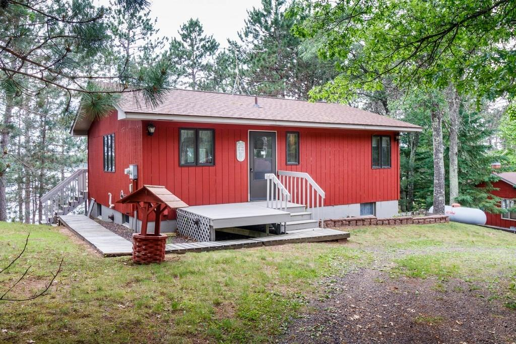 15935 S Downs Road, Minong, WI 54859 - Minong, WI real estate listing
